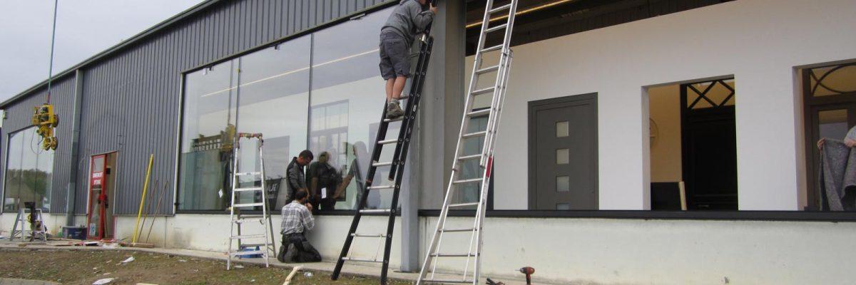 Werken bij Allglas Walschaerts
